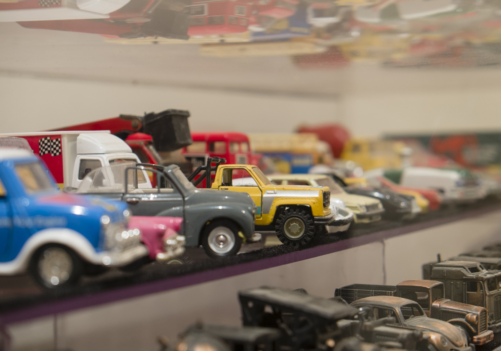 Dinky Toys and Matchbox Toys, were the main producers of this lifetime collection of toy model vehicles from the 1900s.