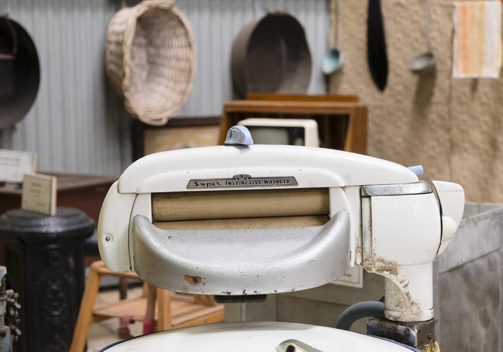 Simpson wringer washing machine c.1950.