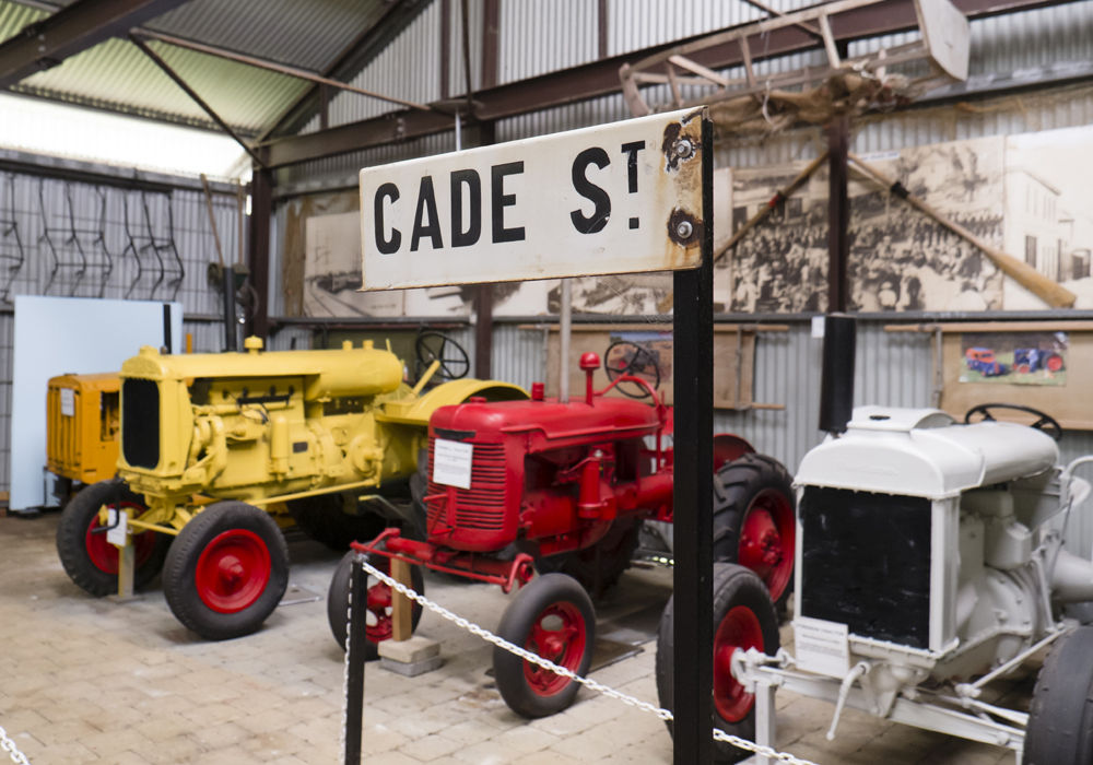 "Do you know the historical significance of Cade Street? If you do, please <a href=""http://azelialeymuseum.com.au/contact/"">Contact Us</a> and let us know."