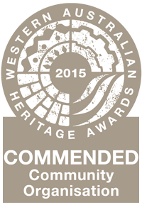 Heritage Awards Commended 2014