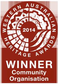 Heritage Awards Winner 2014