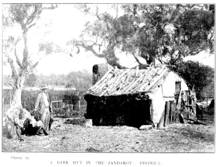 Jandakot district took in most of the east half of the current Cockburn region when it was first established.