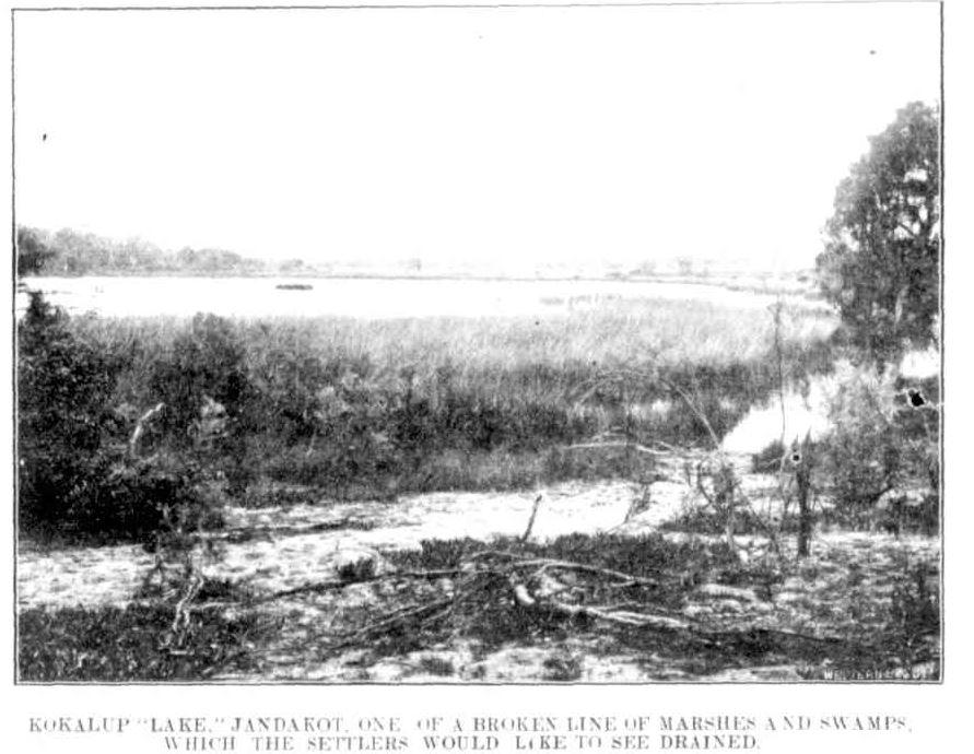 Kogolup Lake, 1909